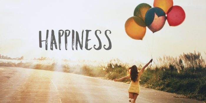 Being Happy…