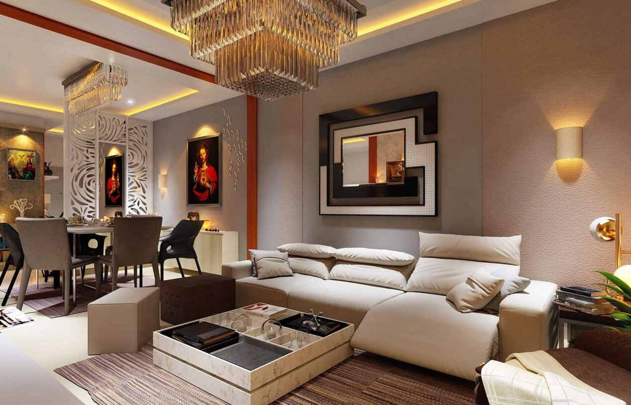 Interior Design: Incredibly Easy Method That Works for All