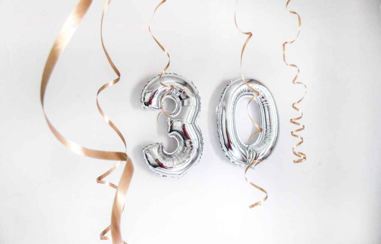 THINGS TO DO BEFORE YOU TURN 30: MY VIEW