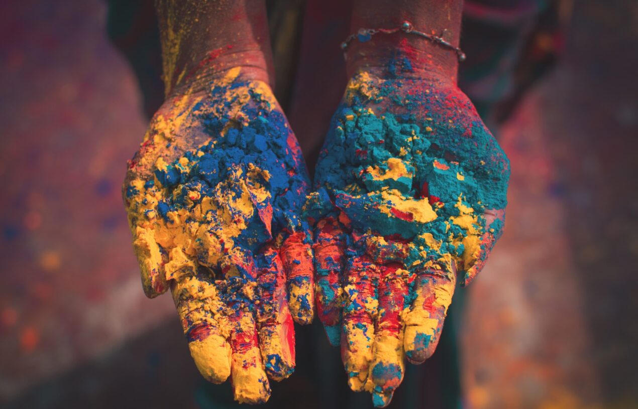 Holi 2020 A Festival of color – One Of The Most Famous Festivals Of India