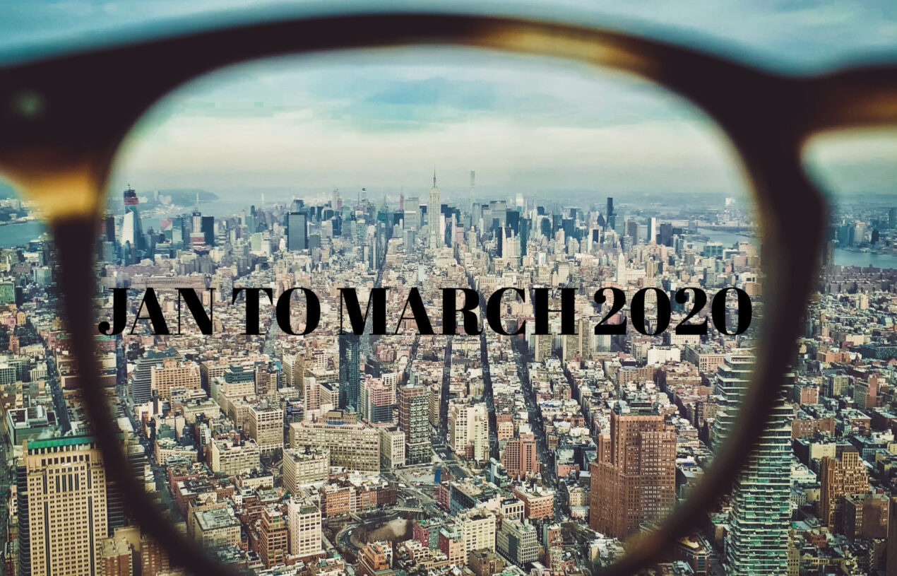 Last 3 Months in 2020 – how does it feel?