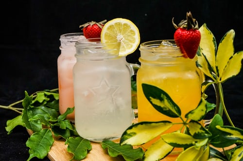 summer cooling drinks